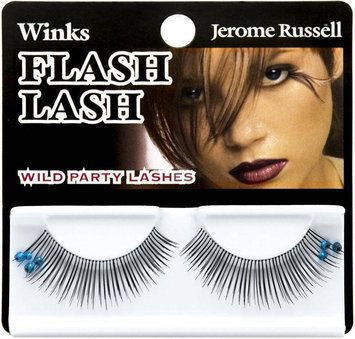 Jerome Russell Winks Wild Party Lashes Winks Lash Blue