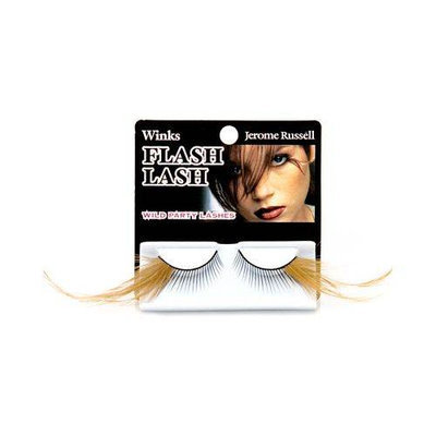 Jerome Russell Winks Wild Party Lashes Flash Lash Wisps - Brown