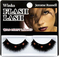 Jerome Russell Winks Wild Party Lashes Flash Lash Daisies Red