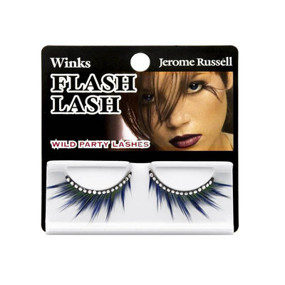 Jerome Russell Winks Wild Party Lashes Flash Lash 80's Drag