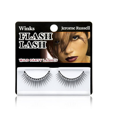 Jerome Russell Winks Wild Party Lashes Flash Lash