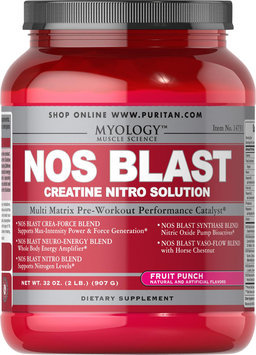 Precision Engineered NOS Blast Fruit Punch
