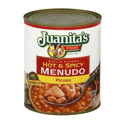 Juanita's Foods Estilo Casero Hot And Spicy Menudo