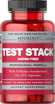 Precision Engineered Andro Free Test-Stack