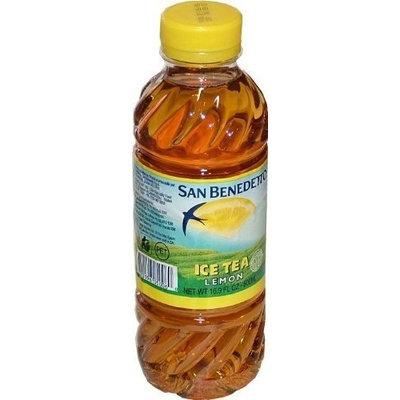 San Benedetto Lemon Tea (12 x 16.9 oz)