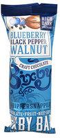 Bixby & Co. Bixby Bar Whippersnapper Rich Dark Chocolate Blueberry Black Pepper Walnut 1.5 oz - Vegan