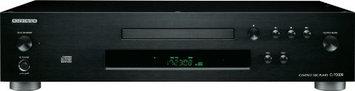 Onkyo C-7000R Compact Disc Player - CD-RW - CD-DA, MP3, WMA Playback - 1 Disc(s)