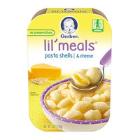 Gerber® Lil' Meals® Pasta Shells & Cheese