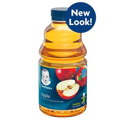 Gerber® 100% Apple Juice
