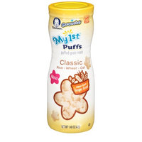 Gerber® My 1st™ Puffs Classic: Rice, Wheat, Oat