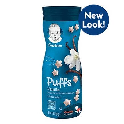 Gerber® Puffs Vanilla