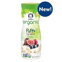 Gerber® Organic Puffs Fig Berry