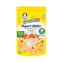 Gerber® Graduates® Yogurt Melts® Peach