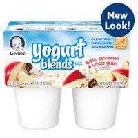 Gerber® Yogurt Blends Snack Apple Cinnamon With Whole Grains
