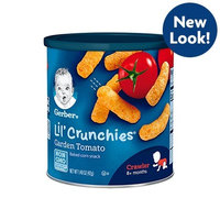 Gerber® Lil' Crunchies® Garden Tomato