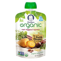 Gerber® Organic 2nd Foods® Pouches Root Veggies & Quinoa