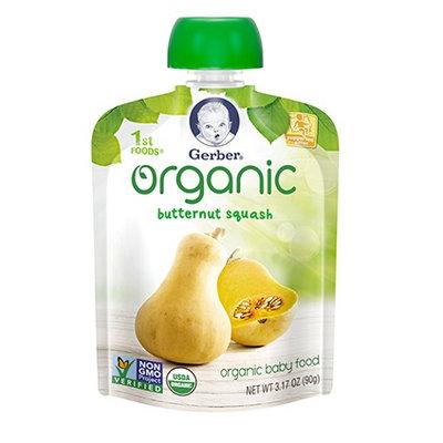 Gerber® Organic 1st Foods® Pouch Butternut Squash