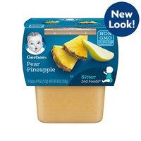 Gerber® 2nd Foods® Pear Pineapple