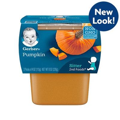 Gerber® 2nd Foods® Pumpkin