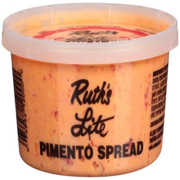 B & H Foods, Inc. Ruth's Lite Pimento Spread, 12 oz