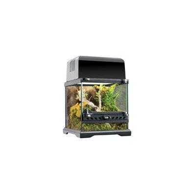 RC Hagen PT2599 Exo Terra Glass Terrarium, 8 inchx8 inchx8 inch