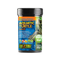 Exo-terra Exo Terra Aquatic Turtle Floating Pellets - Adult - 1.4 oz.