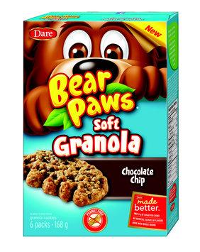 Bear Paws Soft Granola - Chocolate Chip
