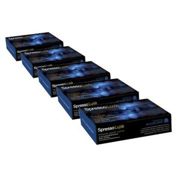 Spresso Luxe Medium Roast Coffee Capsules 50 ct