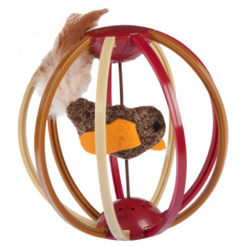 Petlinks Bird Cage Cat Toy