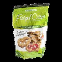 Pretzel Crisps® Deli Style Jalapeno Jack