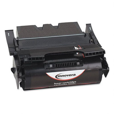 Innovera 83640 (64015HA) Black Remanuf. Laser Cartridge
