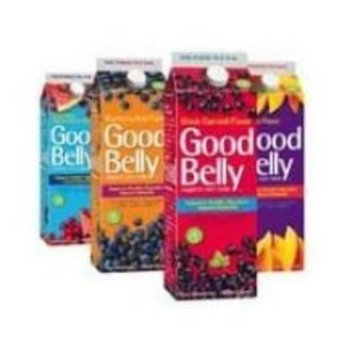 GoodBelly Cranberry Watermelon Probiotic Drink, 32 Ounce -- 6 per case.