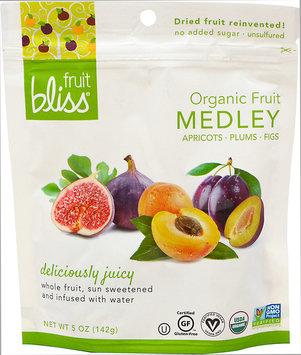 Fruit Bliss DRIED FRUIT MEDLEY, OG1, (Pack of 6)