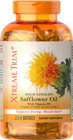 Puritan's Pride 2 Units of High Linoleic Safflower Oil with Vitamin B6-224-Softgels