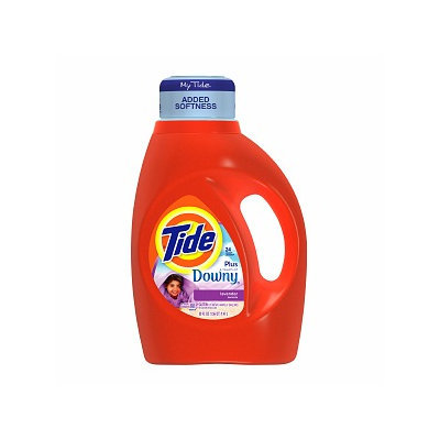 Tide Liquid Laundry Detergent with Touch of Downy