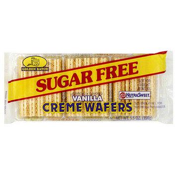 Golden Batch Vanilla Creme Wafers