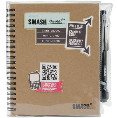 K & Company Mini SMASH Folio Journal Book
