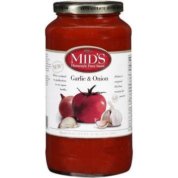 Mid's Pasta Sauce Mid's Garlic & Onion Homestyle Pasta Sauce, 32 oz