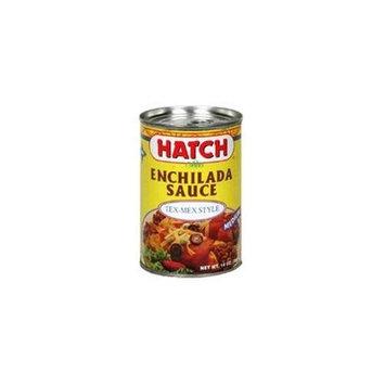 Hatch Farms Tex-Mex Enchilada Sauce Medium (12x14 OZ)