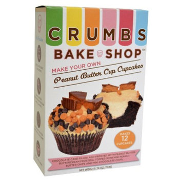 Pelican Bay Crumbs Bake Shop Make Your Own Peanut Butter Cup Cupcakes 28 oz