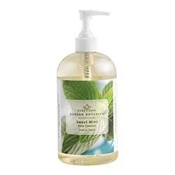 Sweet Mint Body Cleanser Garden Botanika 16.9 fl oz Liquid