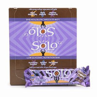 SoLo Low Glycemic Nutrition Bar