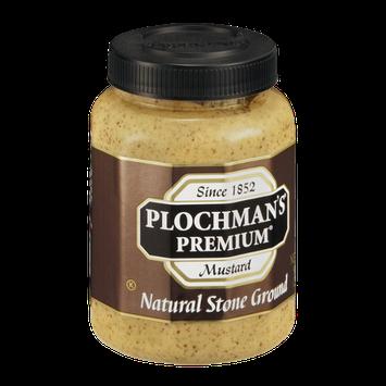 Plochman's Premium Mustard Stone Ground