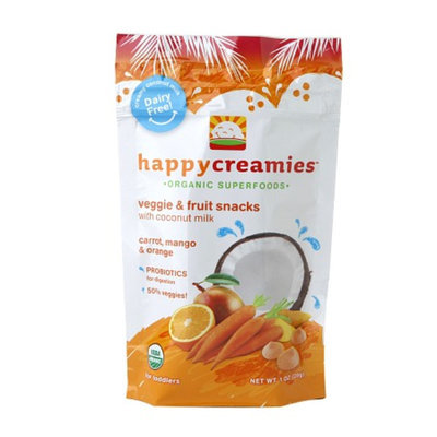 Happy Baby Organic Creamies Carrot