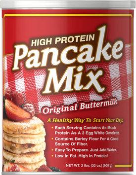 Puritan's Pride 3 Units of High Protein Buttermilk Pancake Mix-2 lbs-Powder