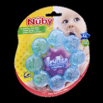 Nuby IcyBite Teether - 3m+