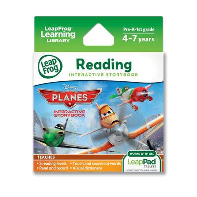 Leapfrog LeapFrog Explorer Learning Game: Disney Planes Interactive Storybook