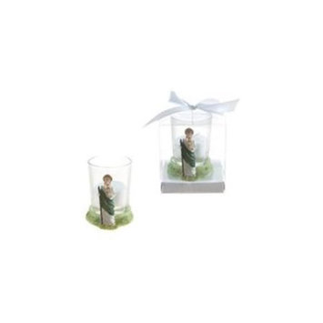 Ddi St. Judas Poly Resin Candle Set(Case of 48)
