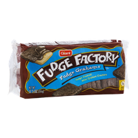 Giant Fudge Factory Fudge Grahams Mini Graham Crackers