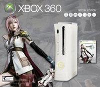 Microsoft Xbox 360 Elite Console Final Fantasy XIII Bundle